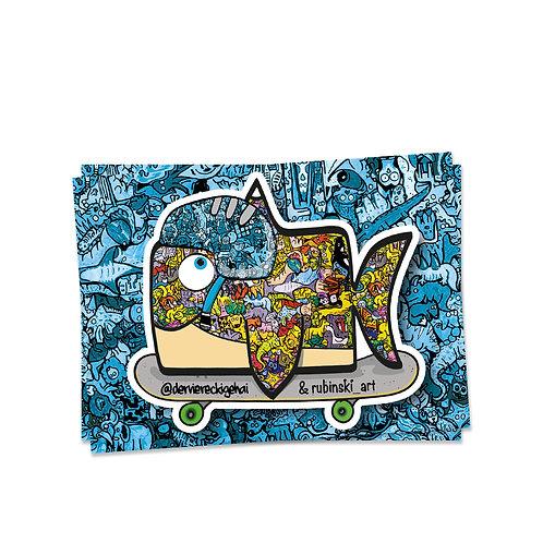 Derviereckigehai