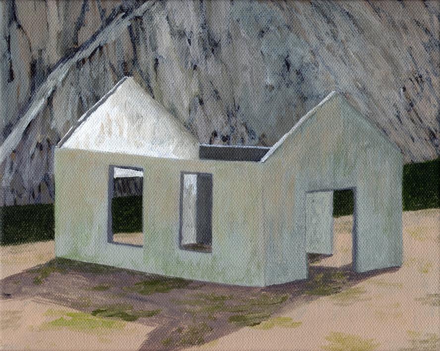 Quarry house 18.5.2008