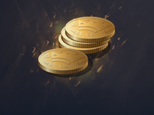50 tokens (donor points)