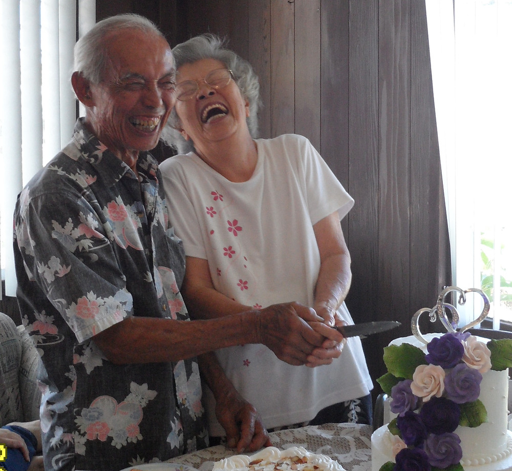 Sam & Billie Ching 55th Anniversary (2013)