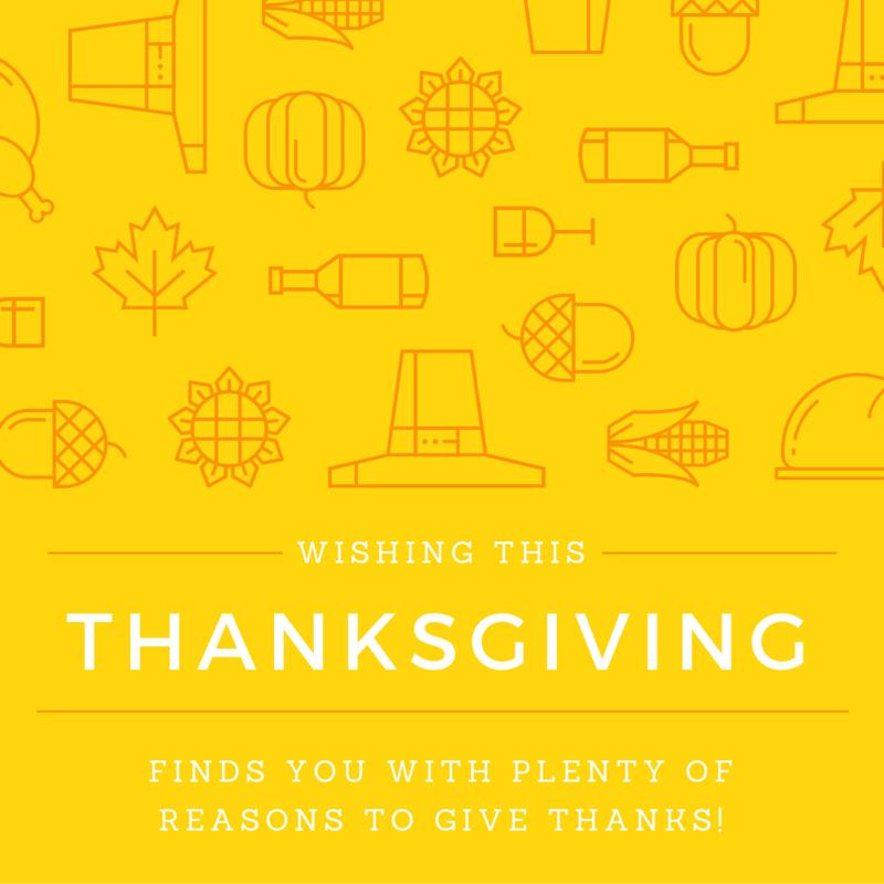 Happy Thanksgiving from EEpath™ & Cynthia Yamasaki