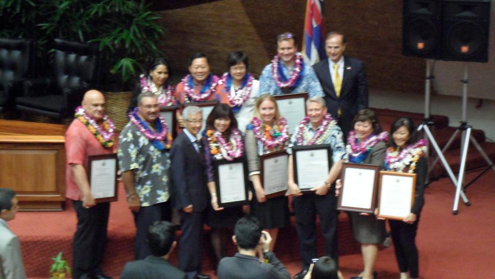 SBA Hawaii Award