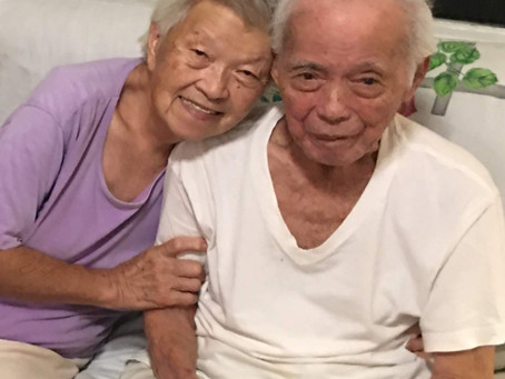 Kupuna Care Tip: Be Patient and Distract