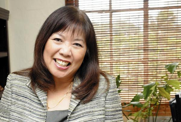 Cynthia Yamasaki in PBN