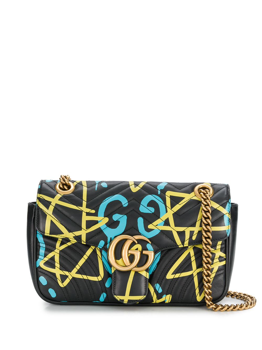Gucci Star Print Bag