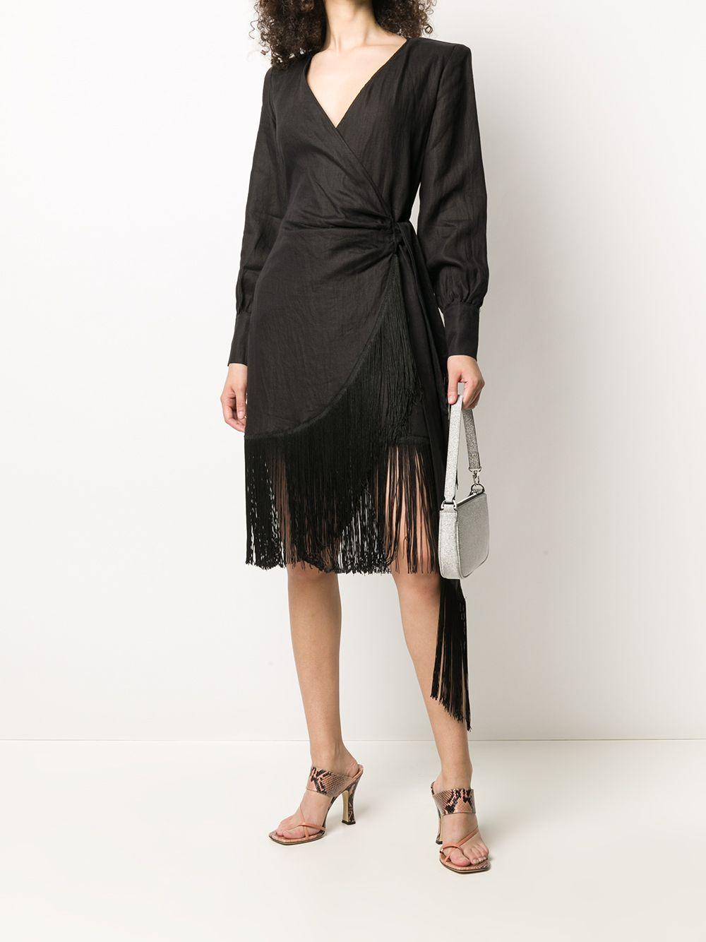 Andamane Carly Fringe Dress