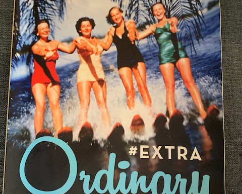 Book Review:  #EXTRAOrdinary: Ride the Waves