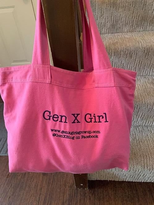 Gen X Girl Tote Bag