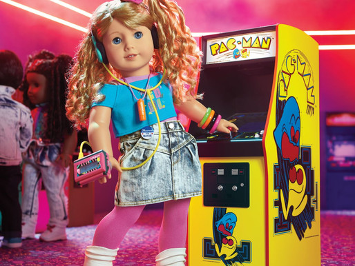 "I'd like to have a few words with ""courtney"" - the #80's American Girl"