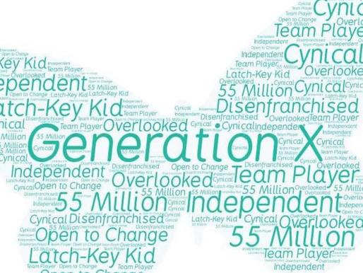 Just because Generation X is well-equipped to deal with covid-19 quarantine doesn't mean we like it