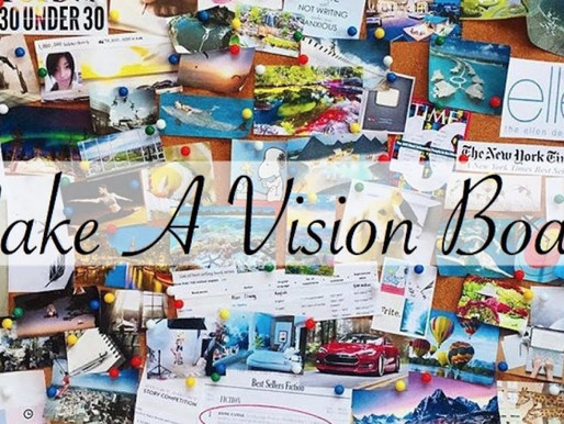 Vision Boards for 2019: Smart or Silly for Fortysomethings?