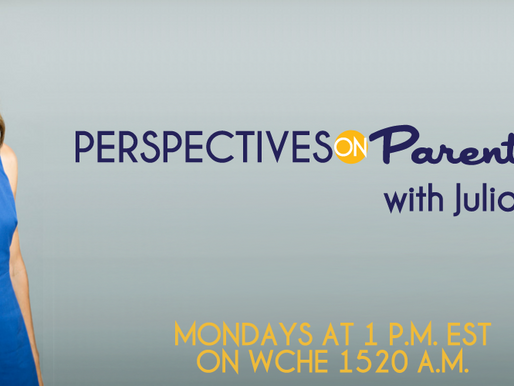 "Catch Gen X Girls Grow Up on the ""Perspectives on Parenting"" Radio Show July 23 at 1pm Eastern"