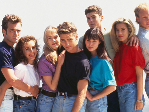 """Yes - generation x does desperately need the """"90210"""" reboot right now"""