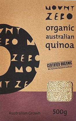 Mount Zero Australian White Quinoa