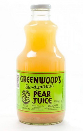 Greenwood Orchards Pear Juice 1L