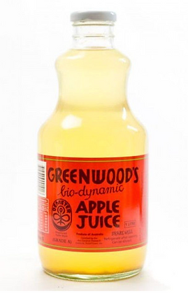 Greenwood Orchards Apple Juice 1L