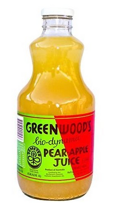 Greenwood Orchards Pear & Apple Juice 1L