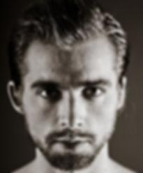 Sebastian Kloborg Portrait - Christoph Kelz
