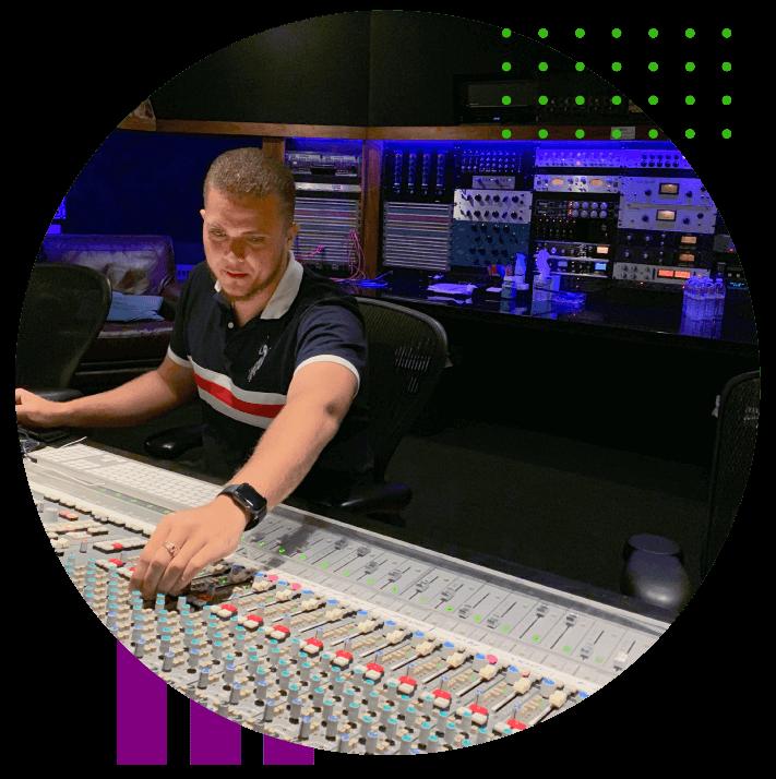 Music Studio Mixing Services