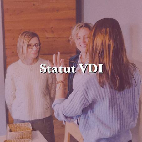 Le statut VDI en 5 Questions