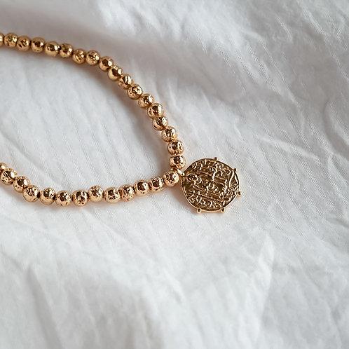Collier Crazy Gold