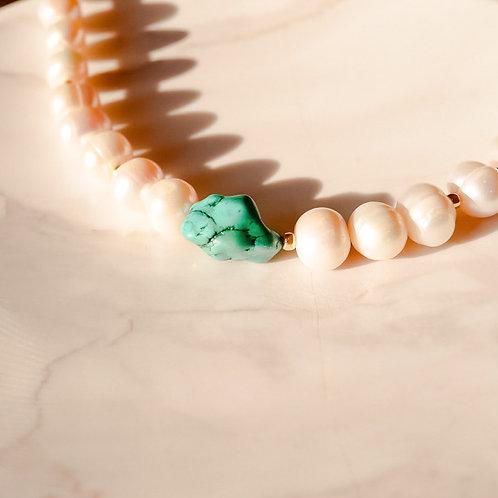 Collier Perles Iroquoises