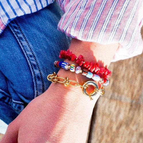 Bracelet Bouée Nouée