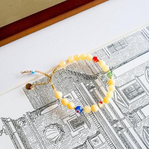 Bracelet Jade Soleil (Small)