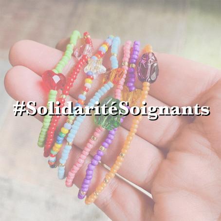 Notre soutien aux Soignants #FondationHopitaux
