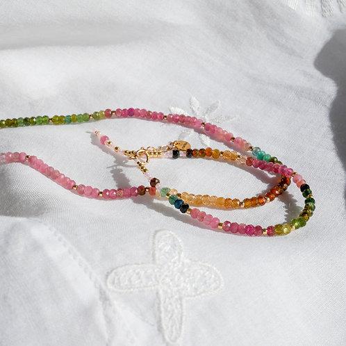 Bracelet Merveilleuses Tourmalines