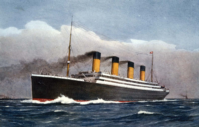 Christian Colleges and the Titanic