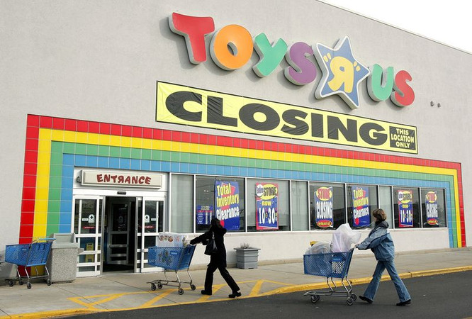"Four Lessons for Christian College Presidents from Toys ""R"" Us"