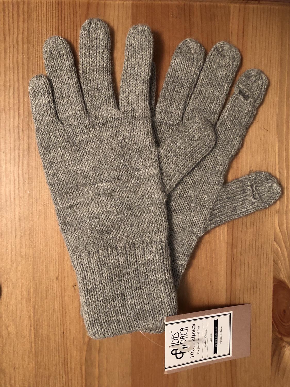 Thumbnail: Men's Winter Gloves Heathered Gray