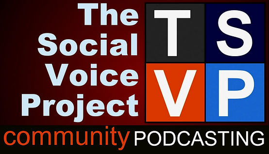 TSVP Community Podcasting Logo - V2 - 20