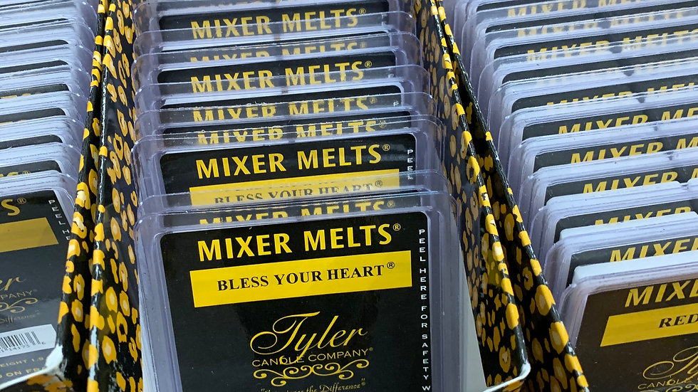 MIXER MELTS