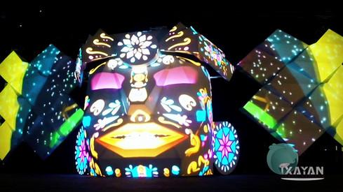 Fiesta de año nuevo, Princess, Mundo Imperial, Acapulco