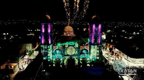 Templo de San Rafael en Puebla