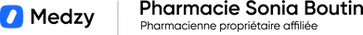 Logo Medzy - Pharmacie Sonia Boutin