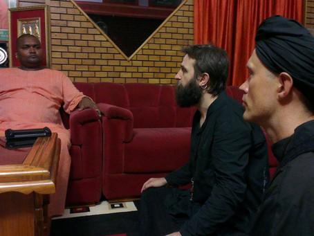Садхана, Гуру и ученик