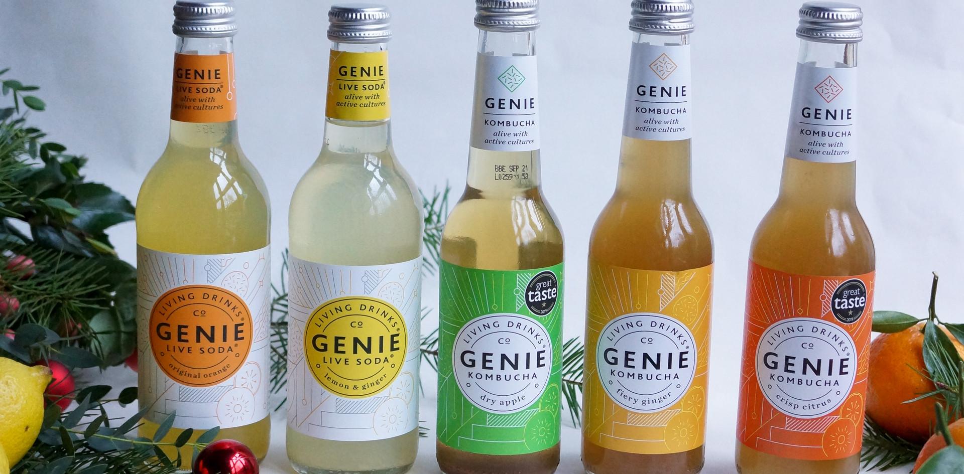 Genie Drinks