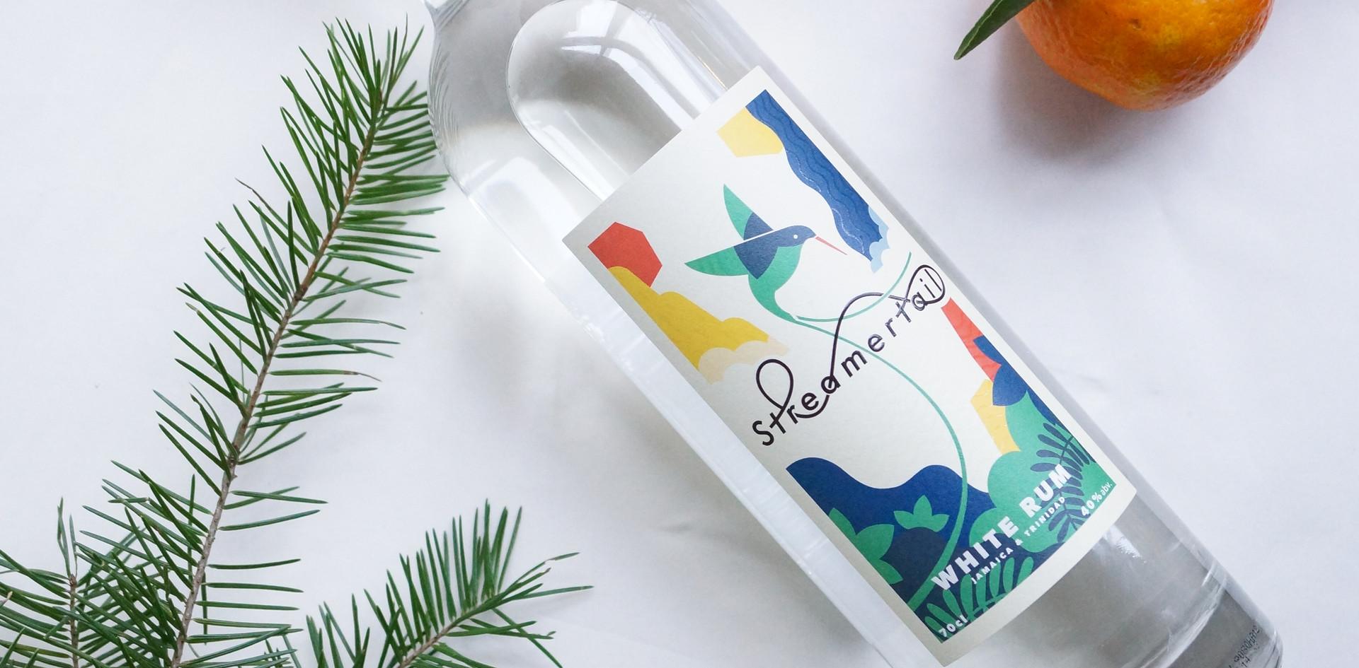 Streamertail White Rum