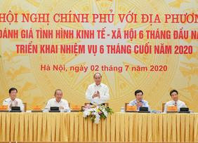 Thủ tướng: Dồn lực cho 'tam mã' kéo cỗ xe tăng trưởng