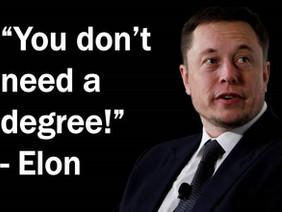 Tiêu chí tuyển nhân sự của Elon Musk