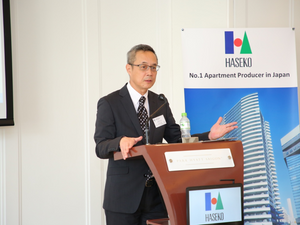 Japanese Company's Aim to be No.1 Apartment Producer in Vietnam