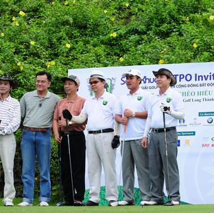 Giải gôn từ thiện hàng năm của SAOKHUE Group
