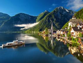 10 Ngôi làng đẹp nhất Thế giới
