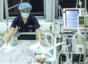 Máy thở cho bệnh nhân Covid-19