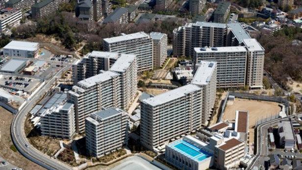 Tìm đất xây dựng căn hộ cao cấp Nhật Bản