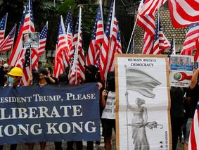 Từ thời điểm này, Hongkong sẽ bị Mỹ đối xử như Trung Quốc