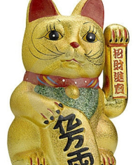 Lucky Cat, noodles, rocky bun and more